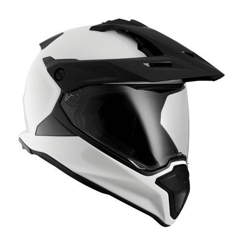 BMW GS Carbon Light White