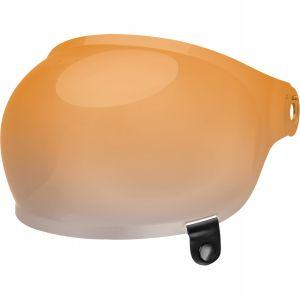 Bell Bullitt Bubble Visor - Amber Gradient