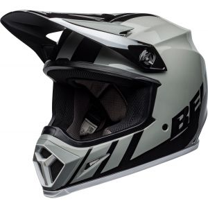 Bell MX-9 Mips Dash Gloss Grey / Black